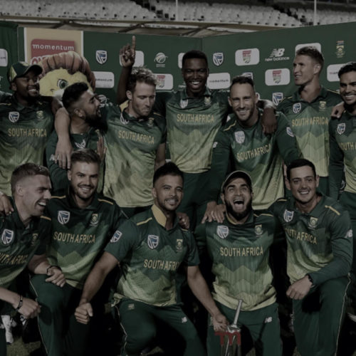 Flash Cricket South Africa Banner